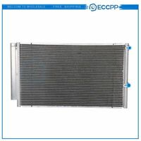 OE Replacement A//C Condenser TOYOTA PRIUS V 2012-2017 Partslink TO3030320
