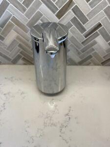 simplehuman Foam Sensor Pump Polished Stainless Steel – Touchless Dispesner