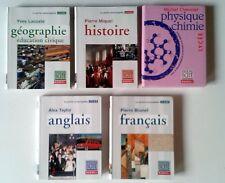 LYCEE  Histoire Physique Chimie Anglais Géographie Francais   - de la cité