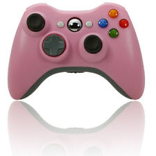 New Wireless Gamepad Remote Controller for Microsoft Xbox 360 Console Pink