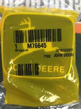 JOHN DEERE Genuine OEM Medallion M76645 316 318 322 330 332 420
