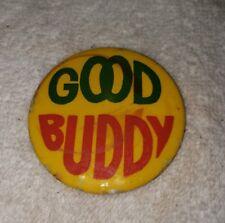 Good Buddy Vintage Button mirror