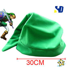 New! Video Game The Legend of Zelda Link Hat Cap Beanie Costumes Cosplay