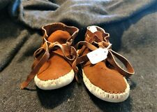 Moccasins Hand Made