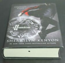 ILLUSION: Chronicles of Nick by Sherrilyn Kenyon  [Hardcover]  ^ NEW ^