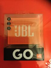 ENCEINTE BLUETOOTH SANS FIL JBL GO - SOUS BLISTER - ORANGE -