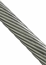 """T316 1/8"""" 1x19 Stainless Steel Cable Wire Rope (100FT)"""