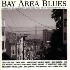 BAY AREA BLUES-VOL.1 - KENT EARL HOUSMAN, JEFF JOLLY, STEVE GANNON -   CD NEW!