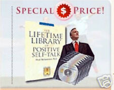 LIFETIME LIBRARY 8CD SHAD HELMSTETTER POSITVE SELF-TALK - NLP SELF-HYPNOSIS $399
