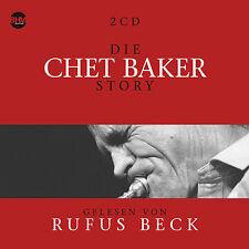 CD Die Chet Baker histoire. Musique et Bio von Rufus Beck, 4CDs+Livre audio