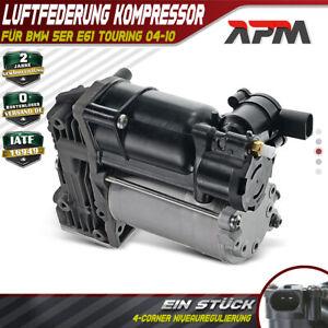 Luftfederung Kompressor Niveauregulierung für BMW E61 5er Touring Kombi BJ 04-10