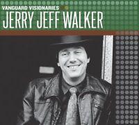 JERRY JEFF WALKER - Vanguard Visionaries [Country/Folk/Digipak] CD