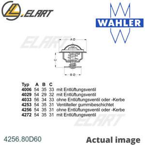 ENGINE COOLANT THERMOSTAT FOR PORSCHE HYUNDAI 924 M 44 07 M 44 08 M 44 09 944