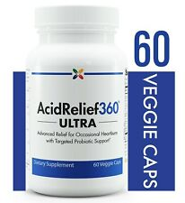 AcidRelief360 ULTRA Advanced Relief with Probiotic Support Acid Relief 360 NEW
