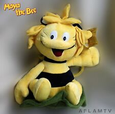 "Maya the Bee Plush Stuffed Animal doll 13"" Play By Play toy 2008"