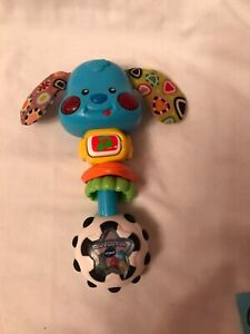 VTech Baby Rattle And Sing Puppy Toys for Baby Developmental