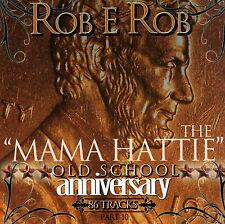 DJ Rob E Rob After Party 10 Old School (Mix CD) Rare Mixtape Classic CD