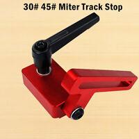 Legierungsstahl  Miter Track Stop für T-Slot Track Holzbearbeitung Tool