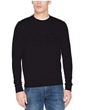 Hugo Boss Boss Green Men's Salbo Slim Fit Crew Neck Sweater Sweatshirt 50333928