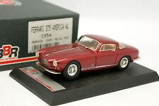 BBR 1/43 - Ferrari 375 America AL Rouge Foncé 1954