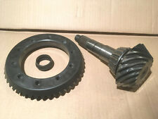 BMW Tellerrad und Kegelrad 2.56 Differential Typ 188 E28 E30 E34 E36 Z3 Gear Set