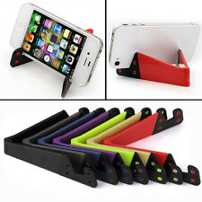 Universal Foldable Phone Stand Holder Smart Phone iPad Tablet PC Easy to Use SOL