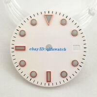 28.5mm sterile watch Dial fit ETA 2836,DG2813/3804,Miyota 82 Series P510-16#