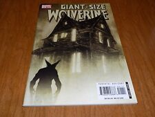 Giant-Size Wolverine (X-Men) #1 ~ Jim Lee - what else could you ask for? VF/NM