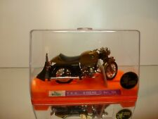 GUILOY 106 BMW R100 RS - BRONZE 1:18 -  VERY GOOD IN BOX