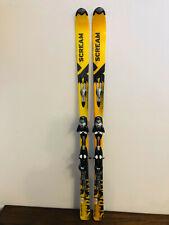 New listing Salomon Xscream Downhill Carving Skis 170 cm. Salomon S810 Bindings scream Nice!