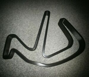 Anglesey Circuit Replica Track Art Freestanding Wall Mount Race Track