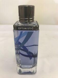 Paul Smith Men's Optimistic 100ml Eau De Toilette Spray - New Please Read