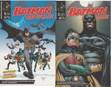 BATMAN SHOWCASE N° 1 et 2 DC Comics COMPLET Urban comics