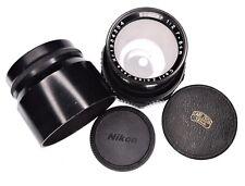 Carl Zeiss Jena 8cm f2 Biotar Nikon SLR mount  #1934354