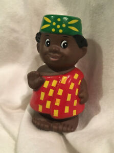 Vintage Collective One World Toys Little Kofi Rare Little Tot People Person