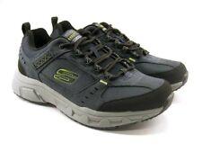 Skechers 51893 Blu Scarpe Sneakers Sportive Uomo Memory Foam Tessuto
