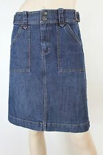 Above Knee Denim Skirts for Women