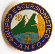 Spilla Gruppo Escursionistico ANFO