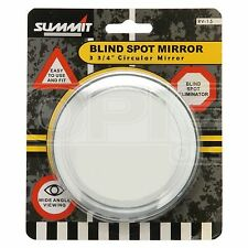 Summit Convex Blind Spot Mirror - Towing / Reversing for Cars & Vans - Large