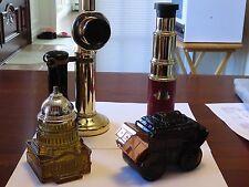 AVON OLD SPICE MEN'S PERFUME COLOGNE BOTTLE LOT TELEPHONE CAPITOL BUILDING