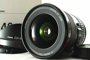 """""""Almost MINT""""  CANON ZOOM Lens EF 17-40mm F/4 L USM AF Camera Lens from Japan"""