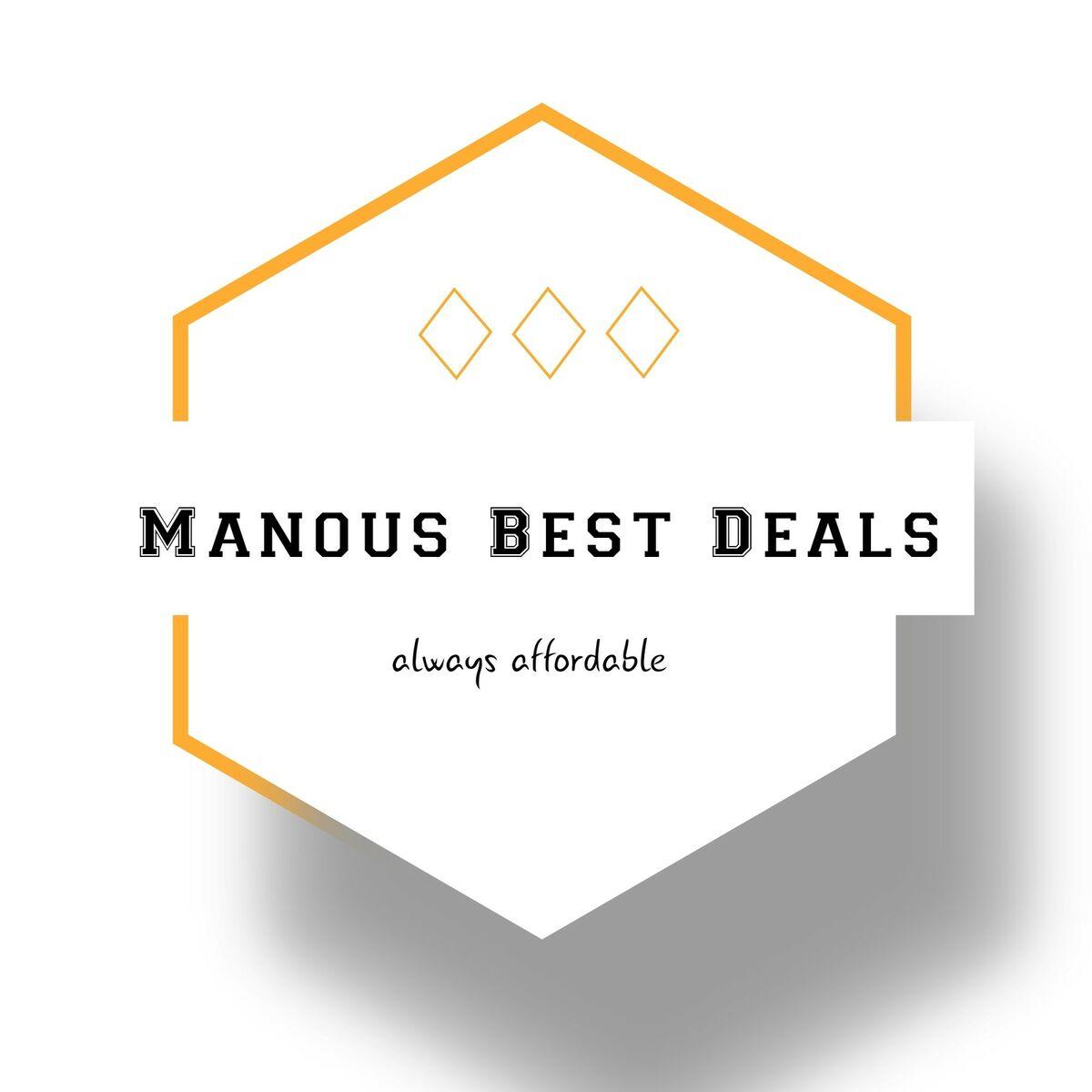 Manous Best Deals