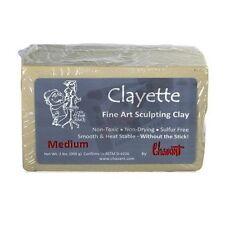 Chavant Clayette MEDIUM - Non Sulfur Based Fine Sculpting Clay