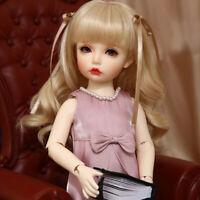 """1/6 Handmade Resin BJD MSD Lifelike Doll Joint Dolls Women Girl Gift 10"""" Elin"""