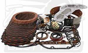 Fits Ford C6 Raybestos Red Performance Master Transmission Rebuild Kit 1976-96