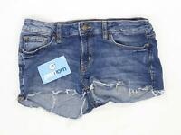 Womens Gap Blue Denim Shorts Size 10/L1