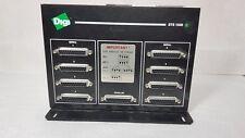 Digi 50001008-01 SCSI Terminal Server STS 1008 AMAT VeraSEM