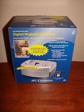 MR. CHRISTMAS Digital Musical Music Light Show - NIB
