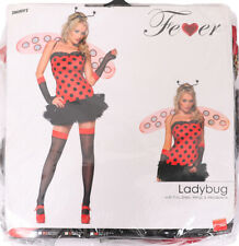 Costume donna INSETTO COCCINELLA LADYBUG Bombo Insetto Animale Adulti Costumi