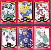 15-16 OPC Zach Parise Red Border Parallel Redemption O-Pee-Chee 2015 Wild